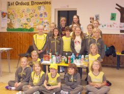 1st Ordsall Brownies